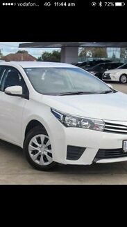 2014 Toyota Corolla ascent Lalor Whittlesea Area Preview