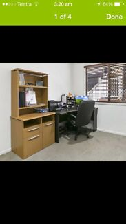 IKEA office work station desk Upper Coomera Gold Coast North Preview