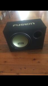 Fusion sub and amp Blaxland Blue Mountains Preview