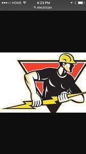 Apprentice electrician for side work Windsor Region Ontario image 1