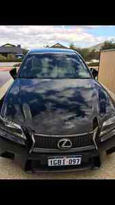 Uber Black registered Lexus GS250 Fsport 2012 model for lease Wanneroo Wanneroo Area Preview