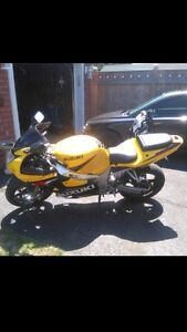 2001 gsxr 600 will trade for mint dirtbike