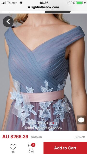 b32437c3cd Ball gown formal dress size US 8 / UK 12