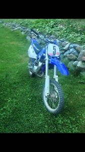 Fourtrax 250 & yz 80 trade for motorcycle