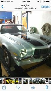 1970 camaro z28 up for sale