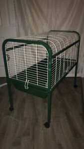 Elevated Rodent Cage