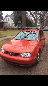 VERY Reliable 2000 Volkswagon Golf GTI