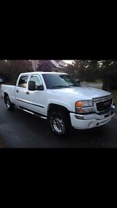 2006 gmc sierra 1500 hd  4x4