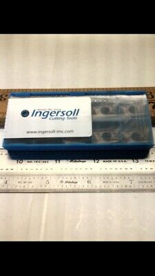Box Of 10 Ingersoll AOMT060204R IN2030 Carbide Insert
