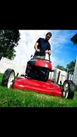 Special today lawn mowing starts at$15 free quotes