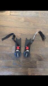 City Select car seat adaptor for Cybex, Maxi Cosi, Nuna