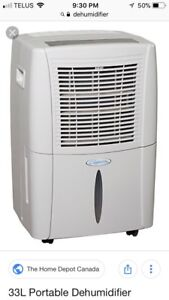 Looking for a Dehumidifier!
