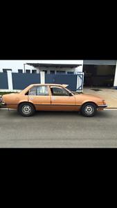 1983 Holden Commodore Sedan Clontarf Redcliffe Area Preview