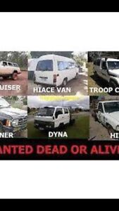 Wanted!! CASH FOR CARS/UTE/TRUCKS Perth Region Preview