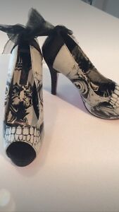 Women's size 7 high heels