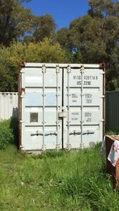 20 ft sea container Shoalwater Rockingham Area Preview