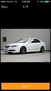 Acura TL TypeS