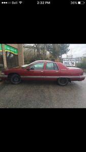 1996 Buick Roadmaster Limited Sedan