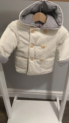 Unisex il Gufo Padded Coat, 6 Months IMMACULATE Condition.RRP- £175