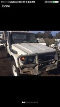 2006 Toyota landcruiser 1hz Austral Liverpool Area Preview