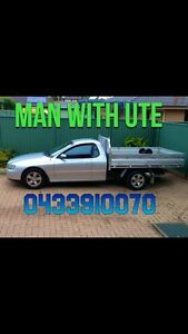 Man with ute 24/7 service Mount Druitt Blacktown Area Preview