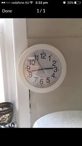 Wall clock Revesby Bankstown Area Preview
