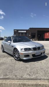 BMW M3 CONVERTIBLE CLEAN TITLE