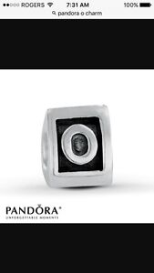 Wanted: Pandora letter O & gold pacifier / soother