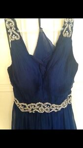 Royal Blue Prom/Graduation Dress Kitchener / Waterloo Kitchener Area image 3