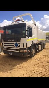 Scania 124 - 420 Water cart truck mine spec Tuart Hill Stirling Area Preview