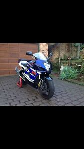 Gsxr 1000 Wattle Grove Liverpool Area Preview