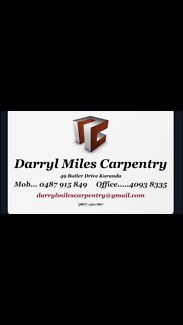 Darryl Miles Carpentry
