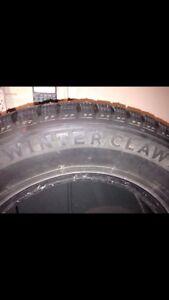 Winterclaw 225/70R16 Tires
