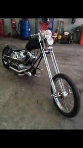Harley Davidson Shovelhead Sunshine West Brimbank Area Preview