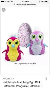 Hatchimal Pink Penguala