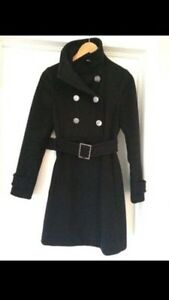 Aritzia - Babaton Bromley Wool Coat - Size XS Kitchener / Waterloo Kitchener Area image 1