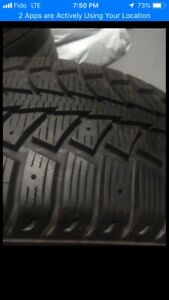 205.60.16 tiger paw uniroyal brand new 1 tire