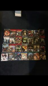 PLAY STATION 3, PLAY STATION 4, XBOX ONE, PS3, PS4 GAMES