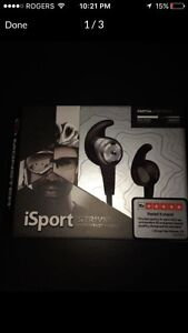 Monster iSport Strive Earbuds (wired)