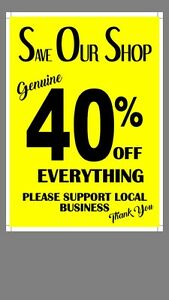 40% OFF FURNITURE AND HOMEWARES Osborne Park Stirling Area Preview