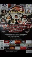 Pinoy Basketball Legends tickets
