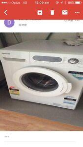 Samsung 7kg front loading washing machine, model WF7708N6W1 Waterloo Inner Sydney Preview