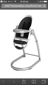 Phil and Teds Highpod Highchair Black RRP $330 Alkimos Wanneroo Area Preview