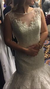 REDUCED- NEW WITH TAGS, Wedding Dress