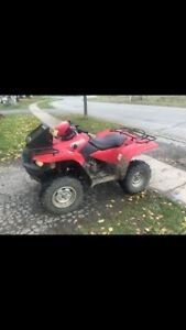 2006 Suzuki king quad
