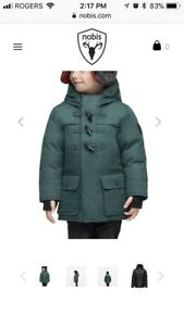 NOBIS Authentic NEW WITH TAGS - KIDS SMALL WINTER JACKET
