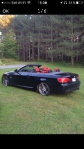 bmw 335 is cabriolet 2011