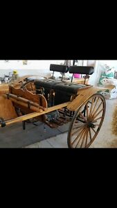 Beautiful horse cart for sale