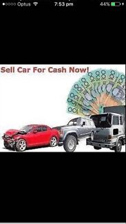 Cash for car please call