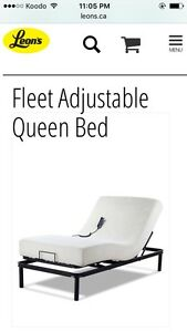 Adjustable bed!!!!!